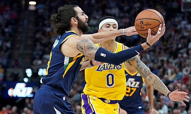 03-28-2019 Lakers vs Jazz