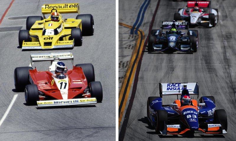 Fotos: Grand Prix de Long Beach a través de los años