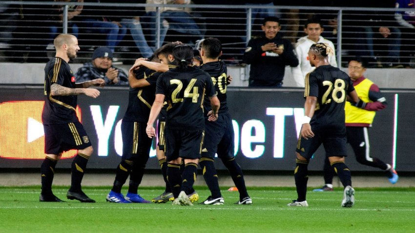 08-22-2019 LAFC - Carlos Vela