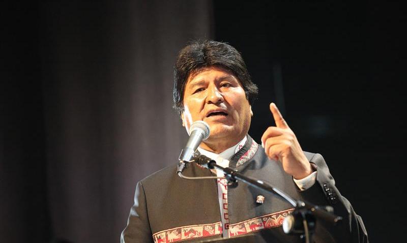 11-13-2018 Evo Morales