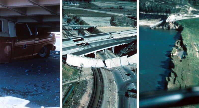 Febrero de 1971: Terremoto de San Fernando sacude al sur de California