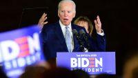 Biden arrasa a Sanders en  primaria demócrata en Florida