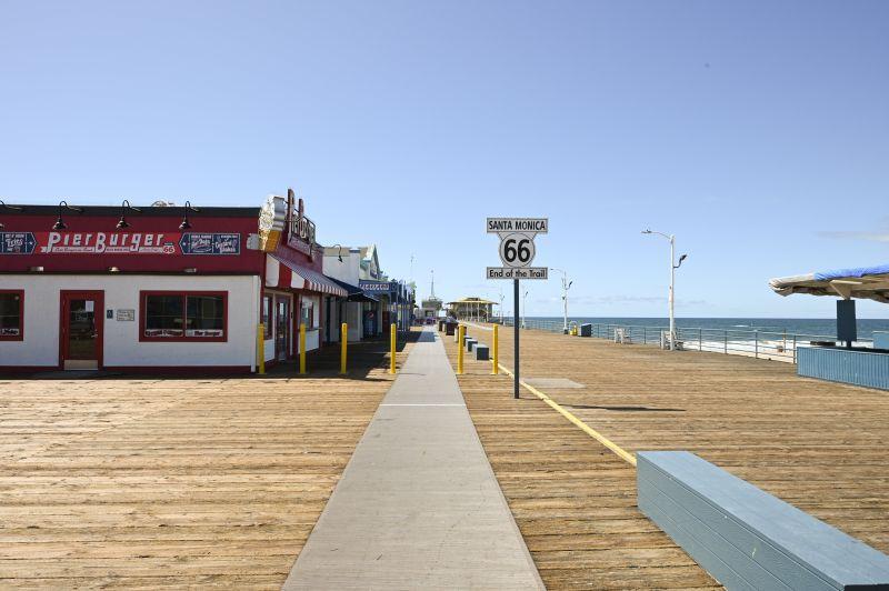 Fotos: así es como se ve la vida diaria en el sur de California