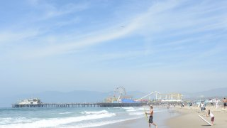 No. 4: Santa Monica, California