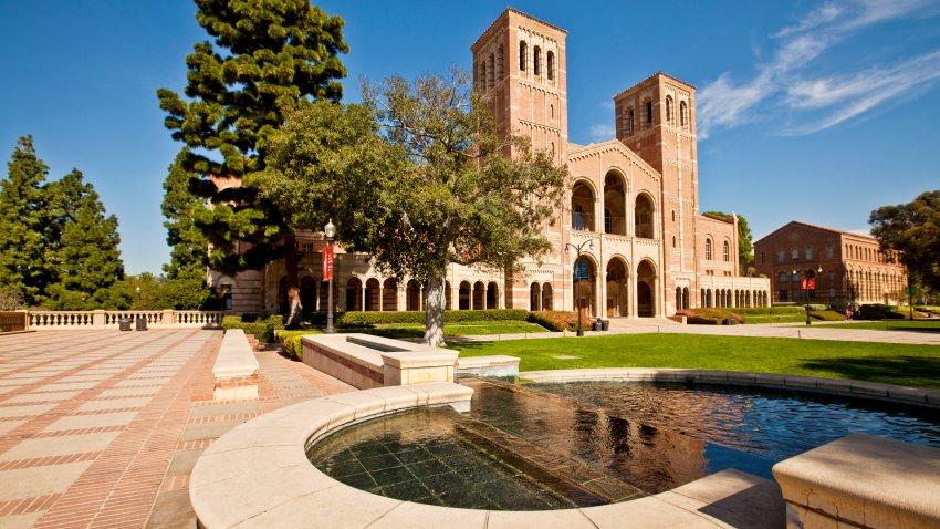 File photo - The University of California, Los Angeles