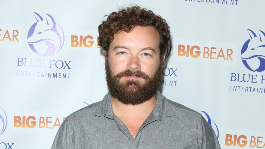 "Actor Danny Masterson attends the premiere of ""Big Bear"" at The London Hotel on Sept. 19, 2017, in West Hollywood, California."