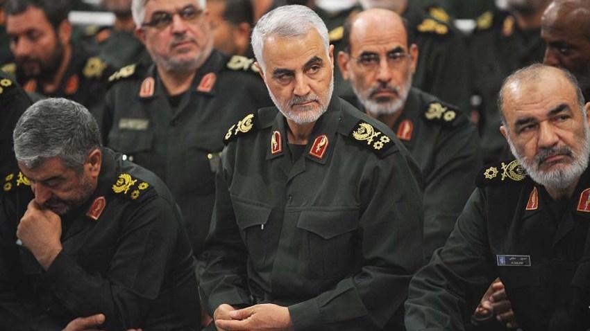Resultado de imagen para EL ATAQUE AEREO DE ESTADOS UNIDOS CONTRA GENERAL IRANI EN EAROPUERTO DE BAGDAD
