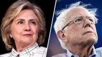 Hillary Clinton da un giro: ahora dice que apoyaría a Sanders si es el candidato