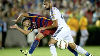 Luis Suarez Barcelona, LA Galaxy