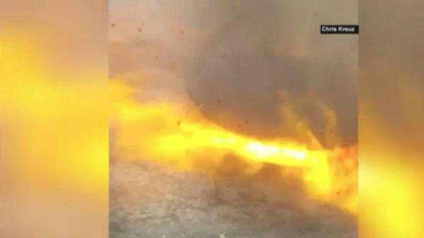 TLMD-explosion-de-alcantarilla-deja-a-miles-sin-luz-long-beach-california