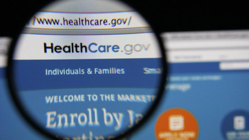 Página web de Cuidado de Salud, para buscar cobertura médica