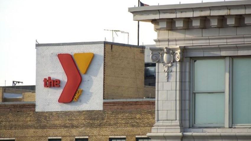 YMCA building with logo generic