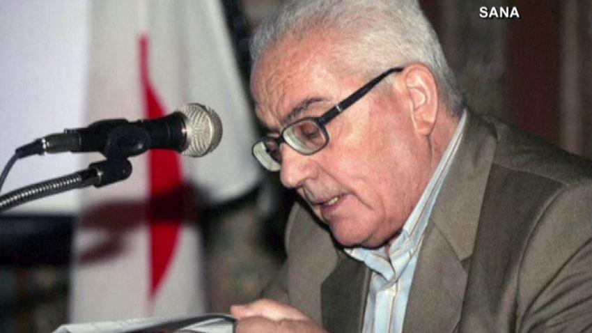 arqueologo siria ISIS decapita