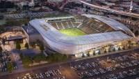 LAFC buscará nuevo nombre para el estadio Banc of California