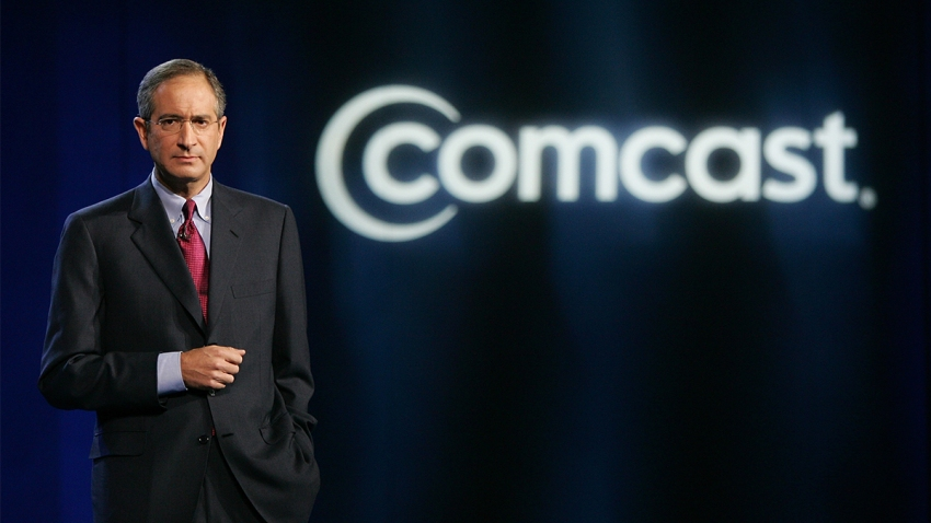 Comcast Corp. Presidente y CEO Brian L. Roberts