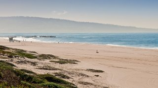 Have a Bonfire at Dockweiler State Beach