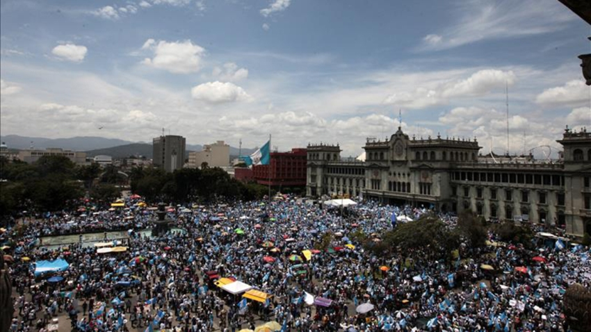 manifestacion-Guatemala