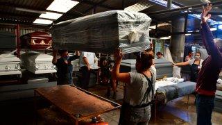 Fabricantes de ataúdes en Ciudad de México