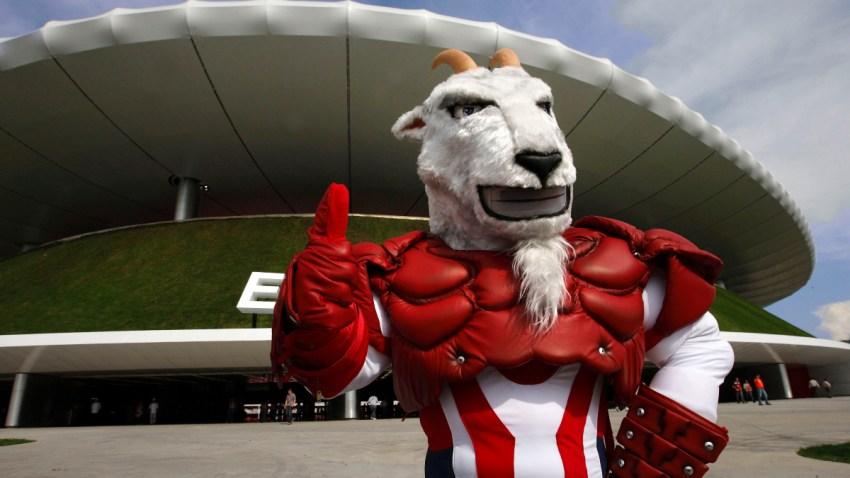 Mascota de los Chivas del Guadalajara