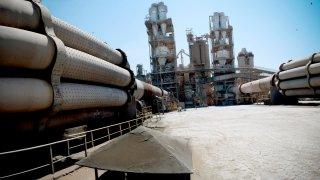 Industria cementera en México