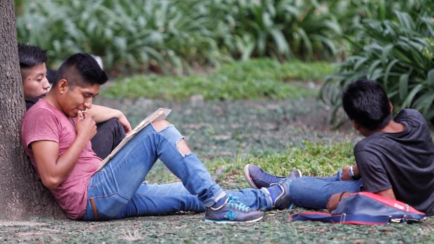 Jóvenes desempleados en México