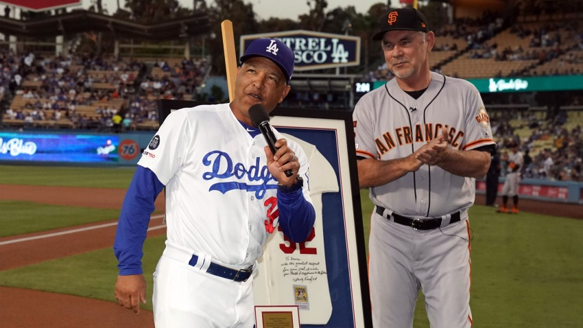 [CSNBY] MLB rumors: Dave Roberts to return as Dodgers manager in 2020 season