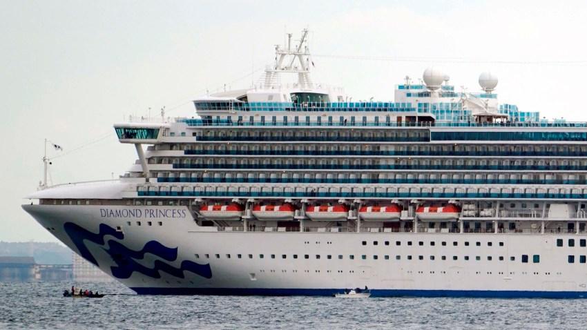 Crucero en Japon