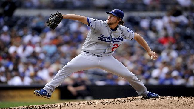 Kershaw será el abridor de los Dodgers en jornada inaugural los angeles california