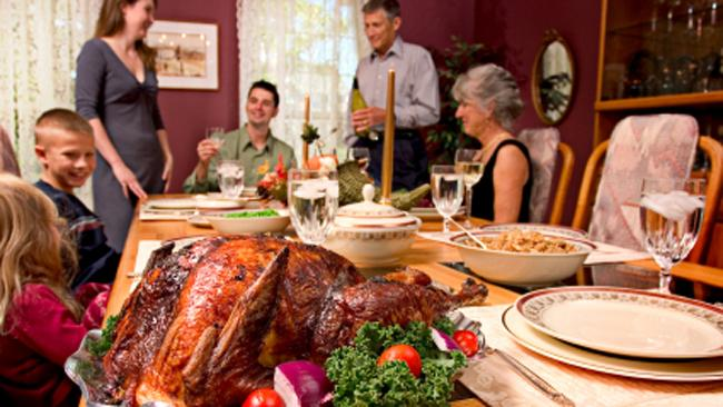 recomendaciones consejos cena accion gracias thanksgiving