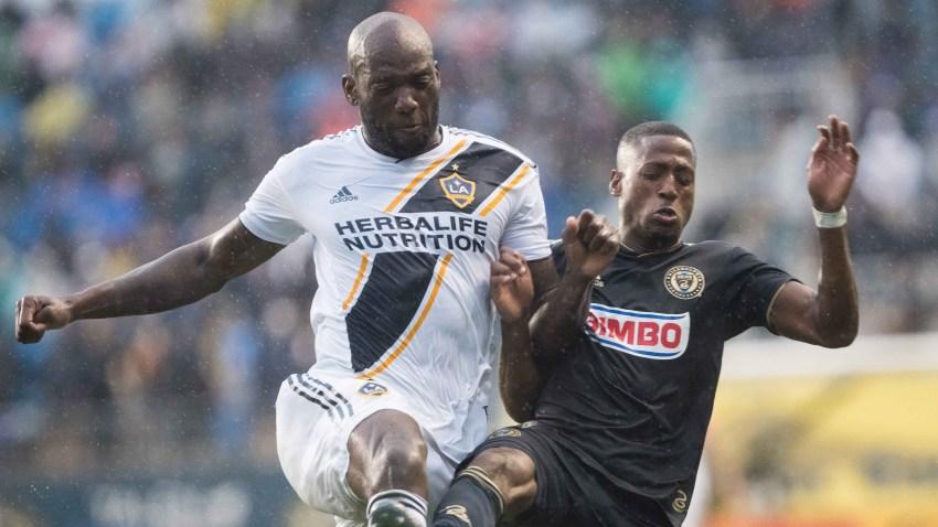 [CSNPhily] Union fall to LA Galaxy, Zlatan Ibrahimovic in rainy 3-1 loss