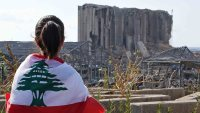 A una semana de la explosión, el Líbano rinde homenaje a las víctimas de la tragedia