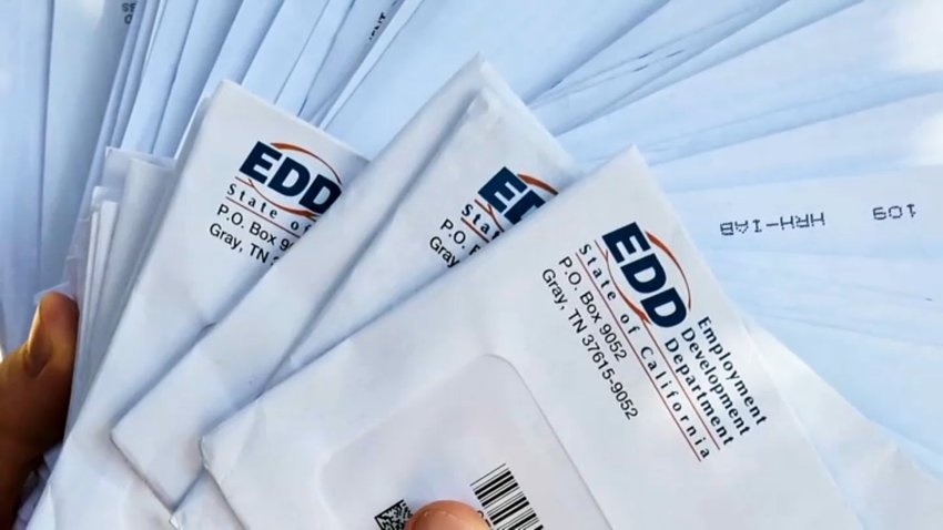 Letters from the EDD.