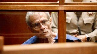 Ed Buck appears in court Thursday, September 19, 2019.