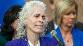 LA County Department of Public Health Director Barbara Ferrer
