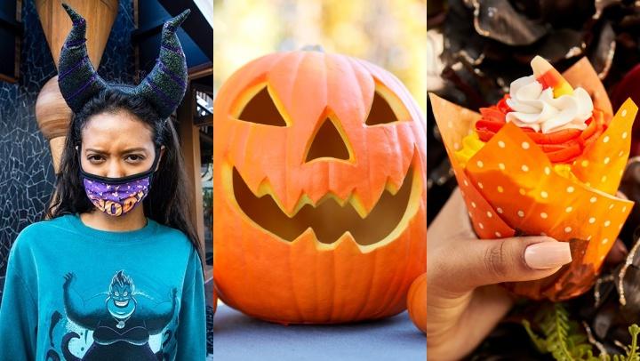 Eventos de otoño y Halloween en el sur de California durante la pandemia