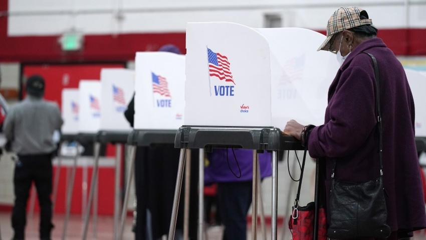 Early Voting Begins In Maryland