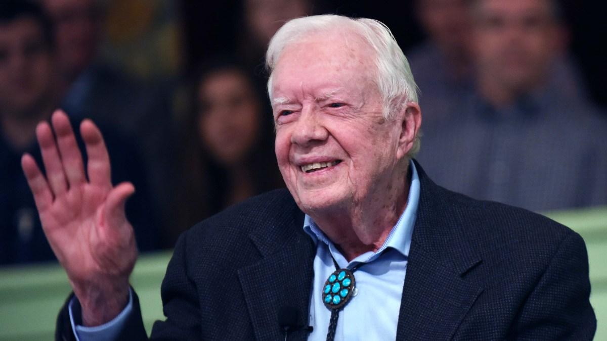 Jimmy Carter cumple 96 años y es el expresidente más ...