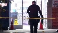 Encuentran a hombre muerto a tiros dentro de una lavandería en San Fernando