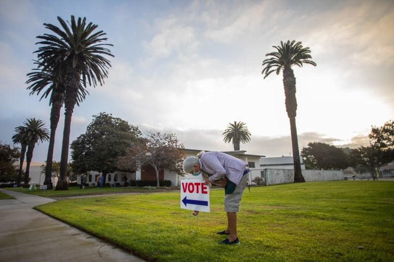 Fotos: Escenas del día de las elecciones en el sur de California