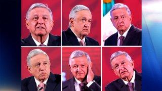 Imágenes de AMLO, presidente de México