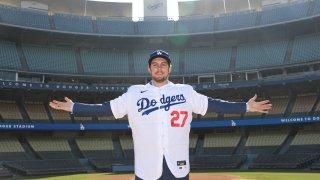 Trevor Bauer Dodgers
