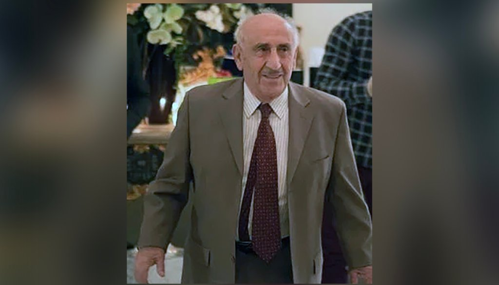 Youssef Mahboubianfard is pictured in this undated photo provided by his family.
