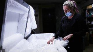 FEMA reembolsará gastos funerarios a familiares de víctimas de COVID-19