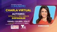 Charla Virtual – Autismo: Señales y Recursos Disponibles