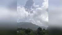 Volcán La Soufriere: ya se han registrado tres explosiones