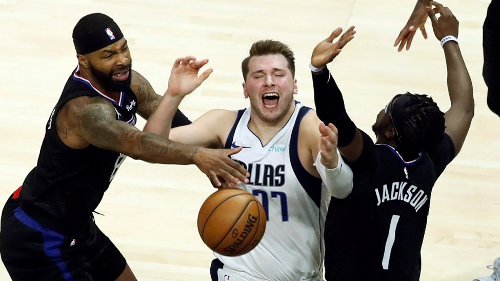 Dallas Mavericks derrota a Clippers 121-127 - Telemundo 52