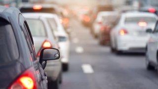 traffic generic daytime