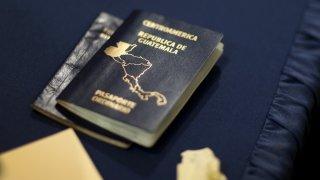 Guatemalan Passport