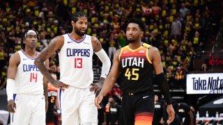 2021 NBA Playoffs - LA Clippers v Utah Jazz
