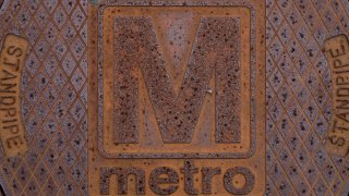 metro station manhole dc